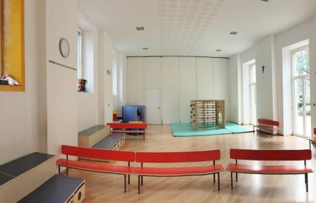 salone giochi scuola infanzia