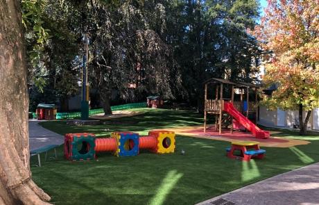 area giochi scuola infanzia